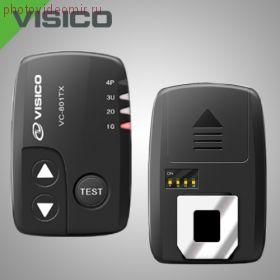 Система синхронизации Visico VC-801TX пульт ДУ с функцией радиосинхронизации