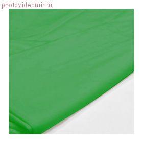 Бесшовный зеленый фотографический фон-муслин Phottix (3 x 6m)